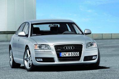 Audi A8 (2007)