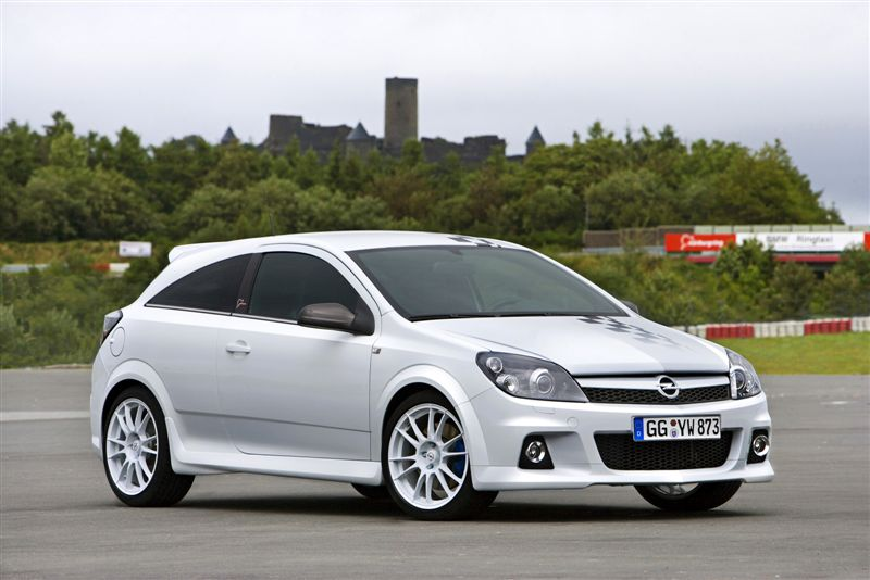 Opel Astra OPC Nürburgring Edition