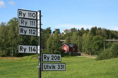 La Route E85