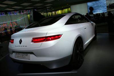Renault Laguna Coupé Concept
