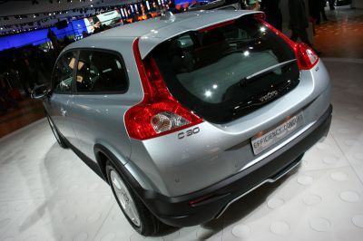 Volvo C30 Efficiency Concept