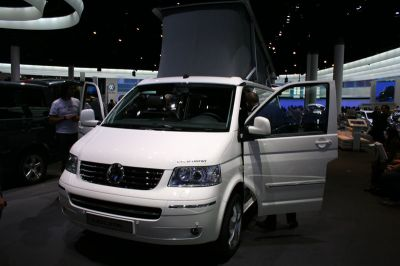 Volkswagen California No Limit