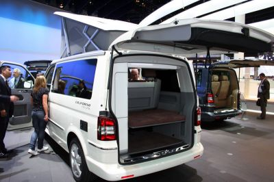 Volkswagen California No Limit