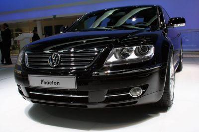 Volkswagen Phaeton 2007