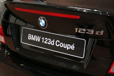 BMW Série 1 Coupé