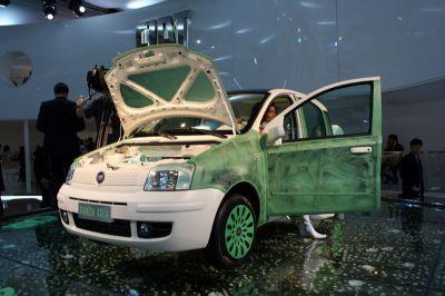 Fiat Panda Aria
