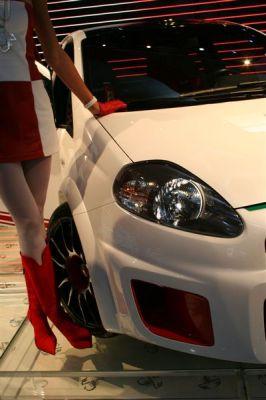 Fiat Grande Punto Abarth Essesse