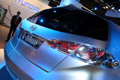 Hyundai i-Blue
