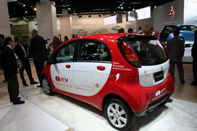 Mitsubishi iEV