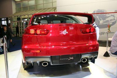 Mitsubishi Prototype X Concept