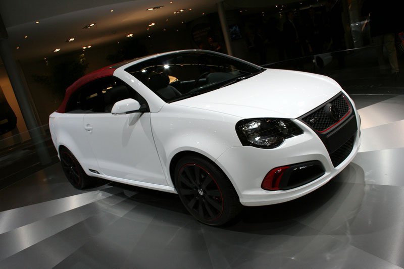 Karmann VW Polo Cabrio