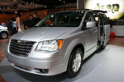 Chrysler Grand Voyageur