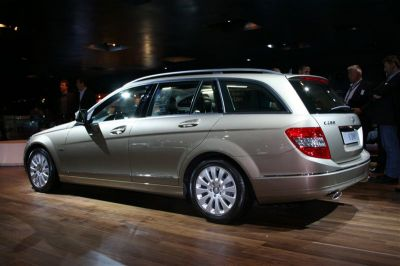 Mercedes Classe C Station Wagon