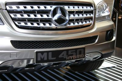Mercedes ML Hybdrid