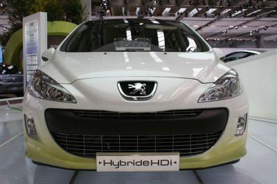Peugeot 308 Hybride HDi
