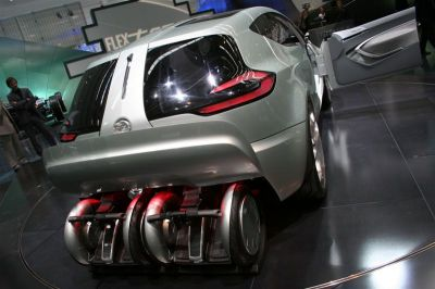 Opel Flextrême