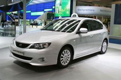 Nouvelle Subaru Impreza