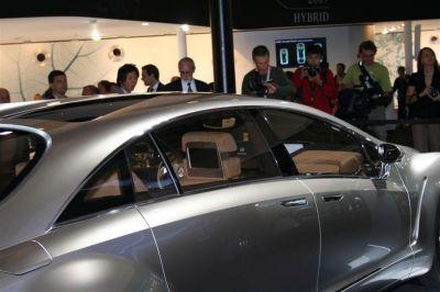 Dossier : les véhicules bio du salon de Francfort