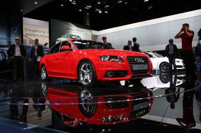 Audi A4 3.0 TDI Bluetec