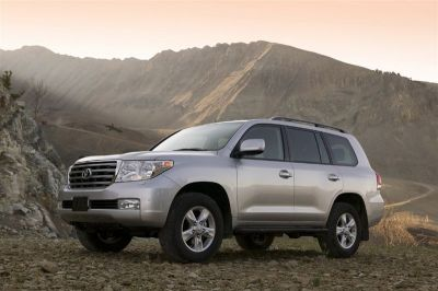 Toyota Land Cruiser SW