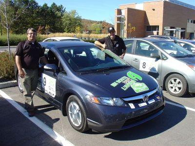 Rallye Energie Alternative des Laurentides