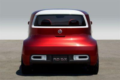 Nissan Round Box