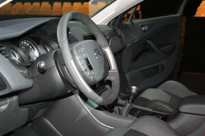 Nouvelle Citroën C5