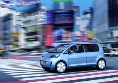 Volkswagen Space-Up Concept