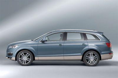 Audi Q7 hybride