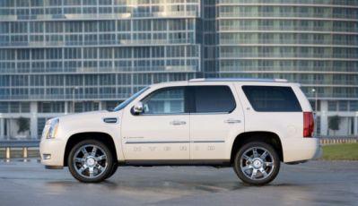 Cadillac Escalade Hybride