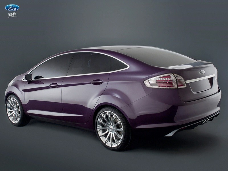 Ford Verve II Concept