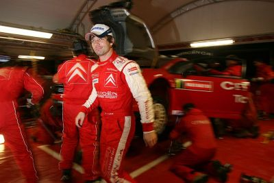 Loeb 4ème titre WRC