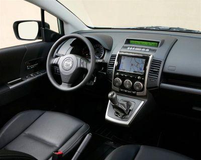 Mazda5 restylée