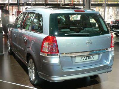 Opel Zafira (2008)