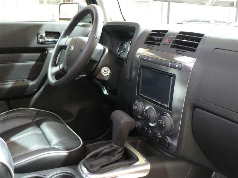 Hummer H3 Black Edition