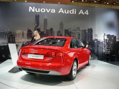 Audi A4 (2008)