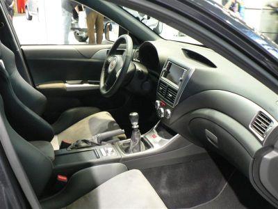 Subaru Impreza WRX STi (2008)