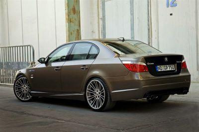 BMW M5 Hurricane G-Power