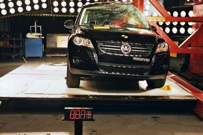 Crash-tests 2007 : le bilan