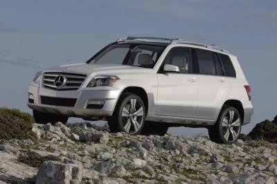 Mercedes Vision GLK Freeside