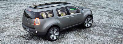 Ford Explorer America Concept