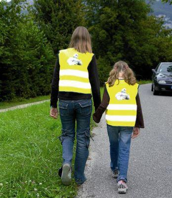 Gilet sécurité enfant Michelin