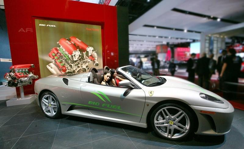 Ferrari F430 Spider Bio Fuel
