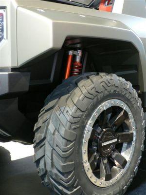 Hummer HX Concept