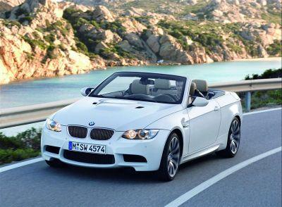 BMW M3 Cabriolet (E90)