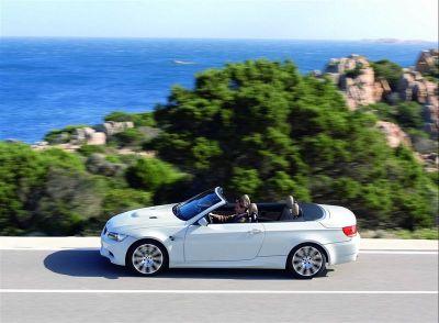 BMW M3 Cabriolet (2008)