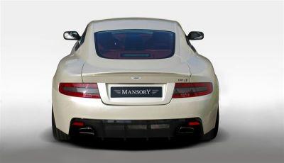 Mansory DB9