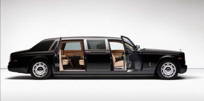 Rolls-Royce Phantom by Mutec
