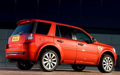 Land Rover HST