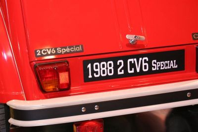 Les 60 ans de la 2CV